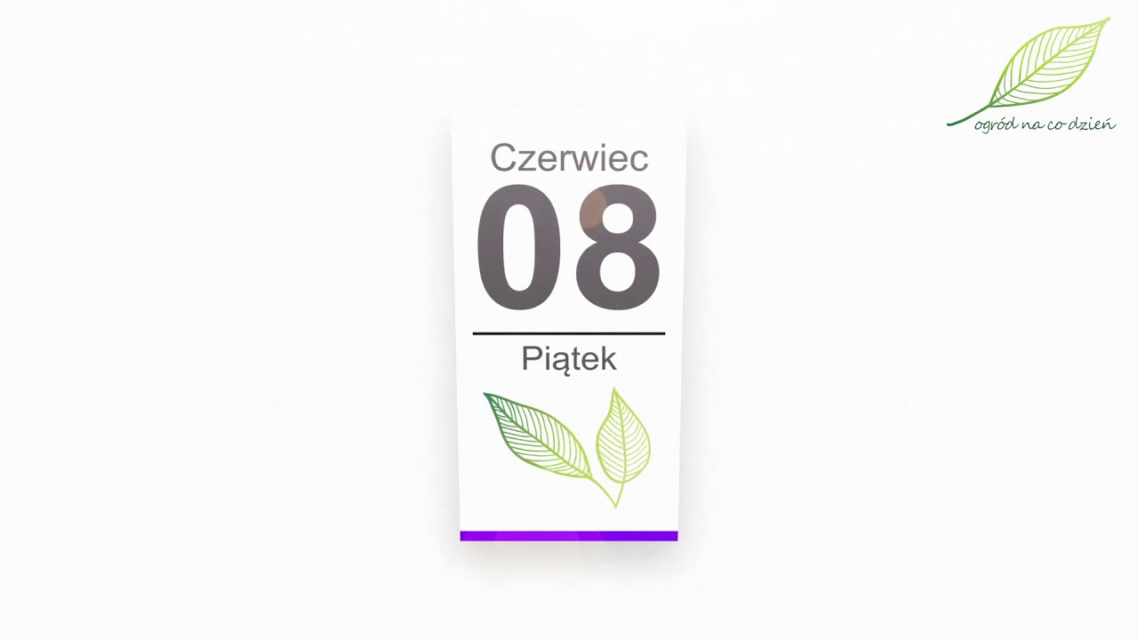 Kalendarz ogrodnika na 04.06 – 10.06 – czerwiec w ogrodzie