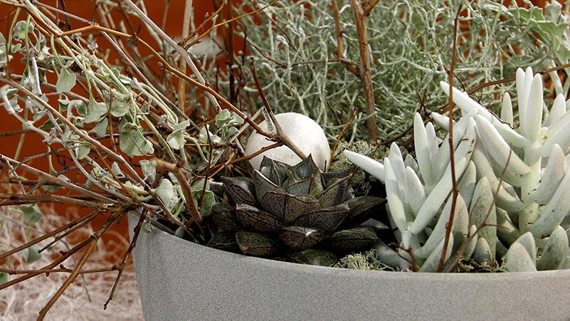 Świąteczne dekoracje – stroik zainspirowany bielą, śniegiem